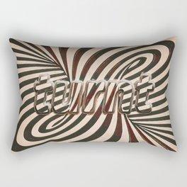 turnt Rectangular Pillow