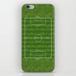 Soccer (Fooball) Field iPhone Skin