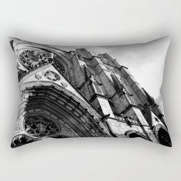 Cathedral of Saint John The Divine  Rectangular Pillow