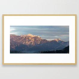 Lake Como, Italy Framed Art Print