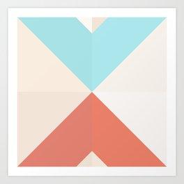 Geometric Pattern XII Art Print
