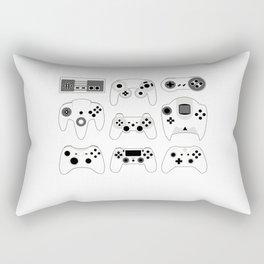I've learned my lesson Rectangular Pillow