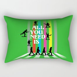 All You Need Is Rectangular Pillow
