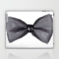 Black Bow Laptop & iPad Skin
