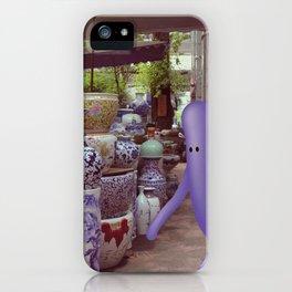 giro al mercato iPhone Case