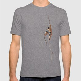 Climbing: Solitude T-shirt