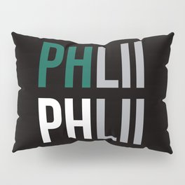 Philly Pillow Sham