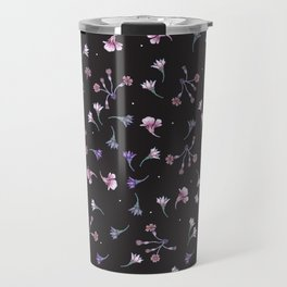 Tiny flowers Travel Mug