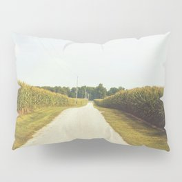 Indiana Corn Field Summers Pillow Sham