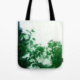 Spring Fresh Rain Tote Bag
