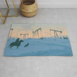 1920 -Iron fields Rug