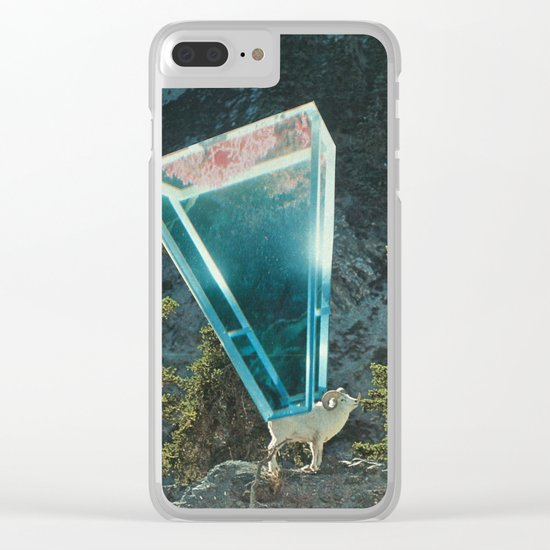 Other Worlds Than These Clear iPhone Case
