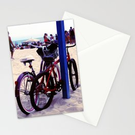 Beach Parking Stationery Cards