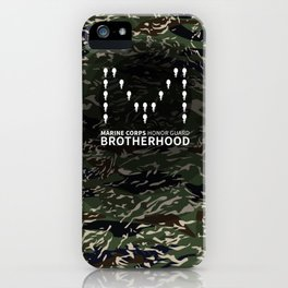 MCHG Brotherhood Camouflage iPhone Case