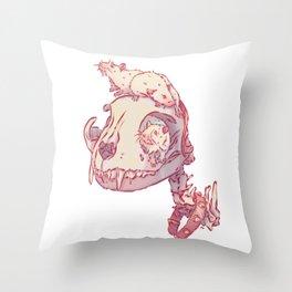 Ironique Throw Pillow