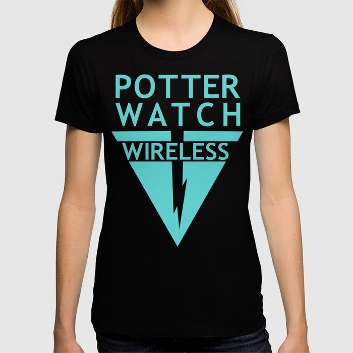Potterwatch Wireless T-shirt