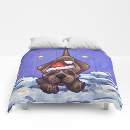 Animal Parade Hound Dog Comforters