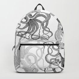 Octopussy galore  Backpack