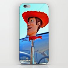 Woody forever! iPhone & iPod Skin