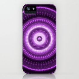 Sahasrara - The Chakra Collection iPhone Case