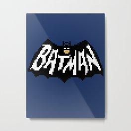 Bat66 Metal Print