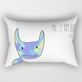 Me, I Am Bidule - I Rectangular Pillow