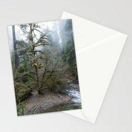 A Creek Runs Through It Stationery Cards