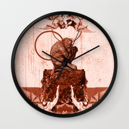 the partylife. Wall Clock