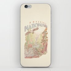Adventure National Parks iPhone & iPod Skin