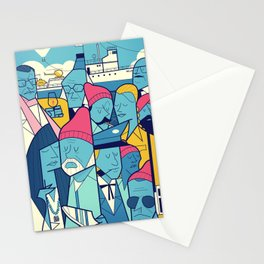 Acquatic Life Stationery Cards