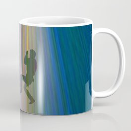 reach out and touch confidence Coffee Mug