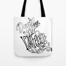 Chainsmokers+Roses Tote Bag