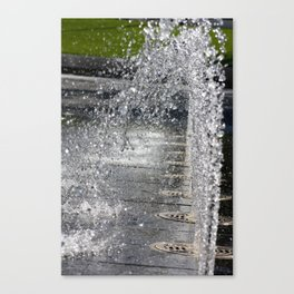 Water14 Canvas Print