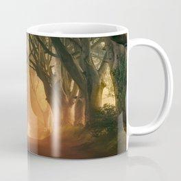 When the day begins... Coffee Mug
