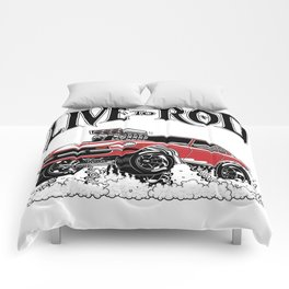 280z GASSER Comforters