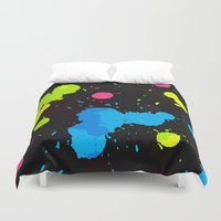 80s Duvet Covers featuring The 80s by MY  HOME
