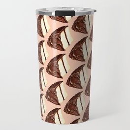 Cake Pattern Travel Mug