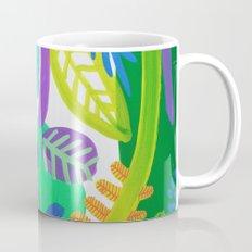 Between the branches. V Mug