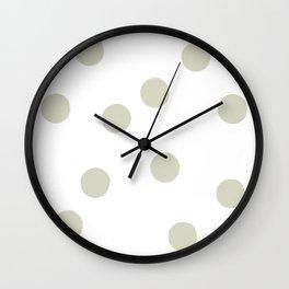 BIG DOTS Wall Clock