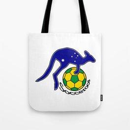 Australia Socceroos ~Group C~ Tote Bag