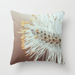 Catkin Throw Pillow