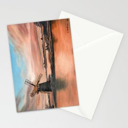 How Hill Windmill Stationery Cards