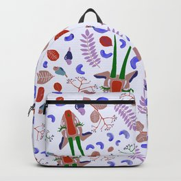 Cashew Nuts Pattern (Version 4) Backpack