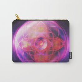 Rose Crown | Crown Chakra Carry-All Pouch