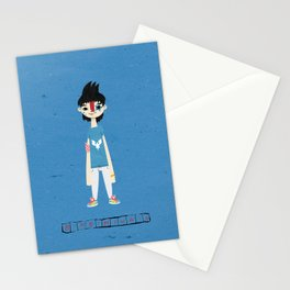 """Bimbiminkia"" - Killer Stationery Cards"