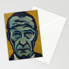 Burroughs Stationery Cards