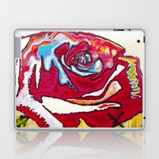the rose Laptop & iPad Skin