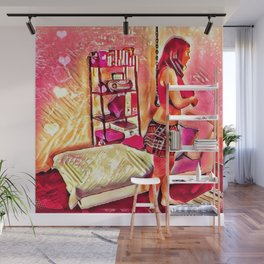 Meat Hook Wall Mural