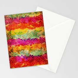 Hindu Colors Stationery Cards