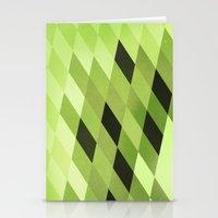 kiwi Stationery Cards featuring Kiwi by SilShapes